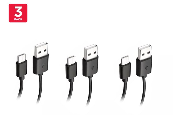 3 Pack Samsung USB-C Charging Data Cable EP-DG950CBE 1m