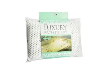Luxury Waterproof Non-Slip Spa Bath Tub Soft Pillow Luxury Cushion