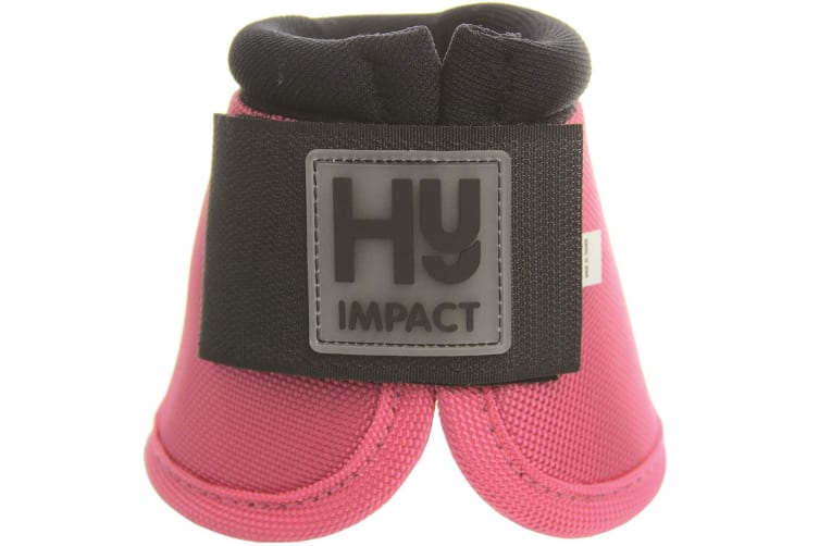 HyIMPACT Pro Over Reach Boots (One Pair) (Pink) (M)