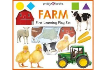 First Learning Farm Play Set