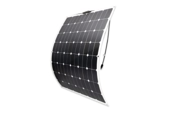 ATEM POWER 200W 12V Flexible Solar Panel Kit Panels Generator Power Charging Caravan Boat