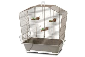 Savic Camille 30 Bird Cage (Warm Grey) (One Size)