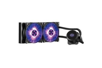Cooler Master MasterLiquid Lite ML240L All in One Watercooling Dual RGB 240 fans Performance 240mm