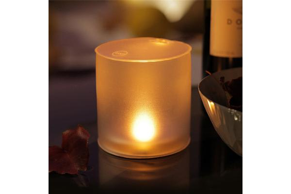 mPOWERD LUCI-CANDLE Luci Candle Inflatable Solar Light