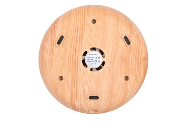 4 in 1 Ultrasonic Aroma Diffuser 500ml (Light Wood)