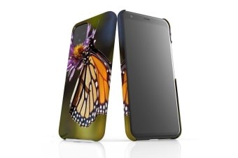 For Google Pixel 4 Snap Case Lightweight Protective Slim Unique Cover Butterfly