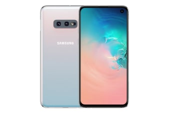 Samsung Galaxy S10e (6GB RAM, 128GB, Prism White) - AU/NZ Model