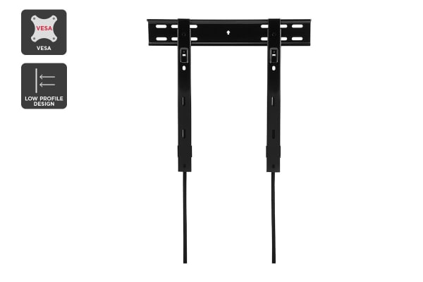 "Kogan Ultra Low Profile Fixed Wall Mount for 32"" - 75"" TVs"
