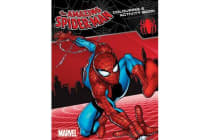 Amazing Spiderman Colouring & Activity Book