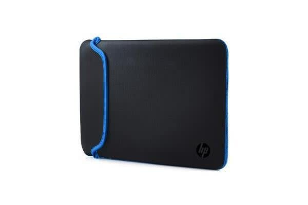 HP NEOPRENE SLEEVE BLACK BLUE 15.6