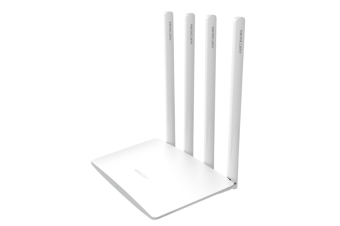 300 Mbps Wireless Router Four-Antenna Intelligent Wireless Wifi Wall-Crossing Household