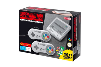 Nintendo Classic Mini SNES Super Nintendo Entertainment System