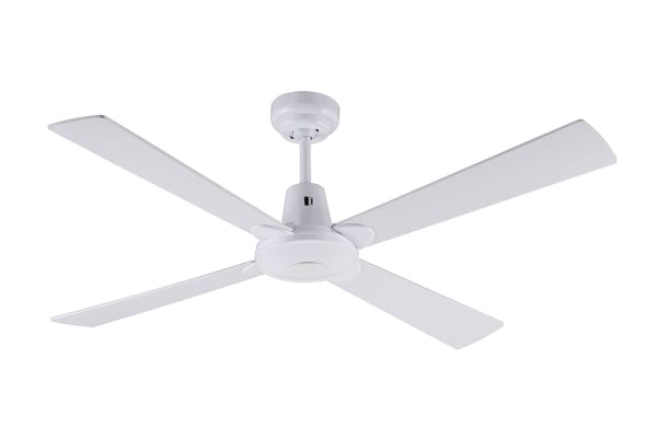 Mercator Kimberley II 1200mm Ceiling Fan - White (FC130124WH)