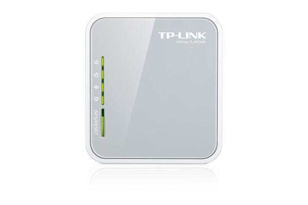 TP-Link Wireless-N Portable Access Point + 3G/4G Router (TL-MR3020)