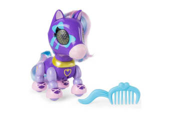 Zoomer Zupps Pretty Ponies - Lilac Interactive Pony Pet