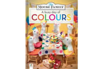 Mouse Family - A Busy Day of Colours