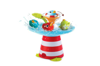 Yookidoo Magical Duck Race Kids Bath Toy