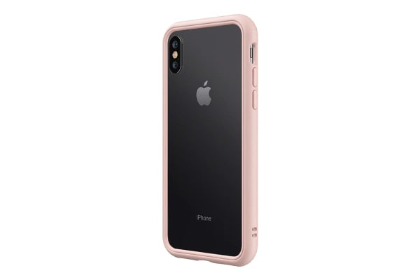 RhinoShield CrashGuard NX for iPhone Xs Max - Blush Pink (RHI061)