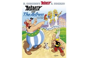 Asterix: Asterix And The Actress - Album 31