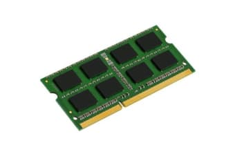 Kingston Laptop 4GB 1600MHz DDR3L SDRAM - 1600 MHz DDR3-1600/PC3-12800 - 1.35 V - Non-ECC -