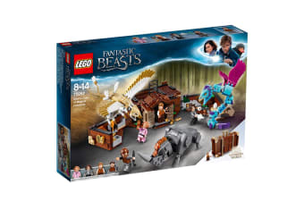 LEGO World of Wizards Newt's Case of Magical Creatures - 75952