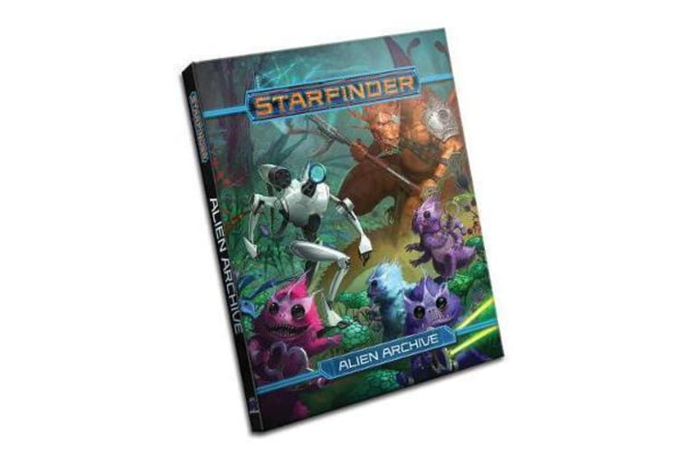 Starfinder Roleplaying Game - Alien Archive