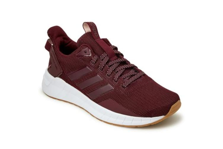 Adidas Women's Questar Ride Shoes (Maroon/maroon/gum4, Size 11 US)