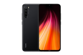 Xiaomi Redmi Note 8 (64GB, Black) - Global Model