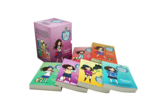 Alice Miranda Boxset - Books 1-6 - By Jacqueline Harvey