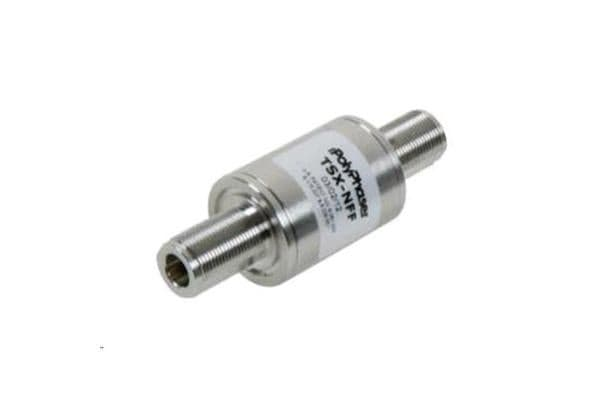 PolyPhaser 698MHz - 2.7GHz Bi-Directional High Pass Filter Connector Type 2 - N-Type Female