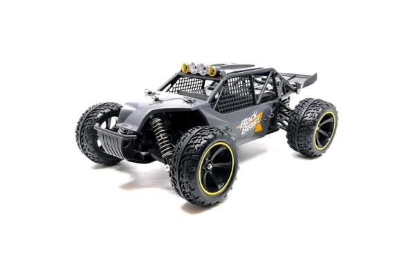 Rusco Racing Pack RC 1:12 The Beast Buggy Grey - 2.4GHz