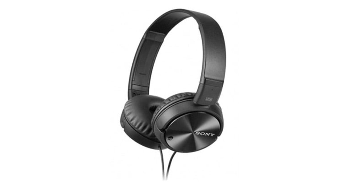 sony mdrzx110nc noise cancelling headphones manual