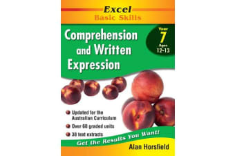 Excel Comprehension & Written Expression: Year 7 - Skillbuilder Year 7
