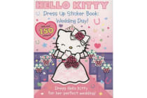 Dress Up Sticker Book Wedding Day