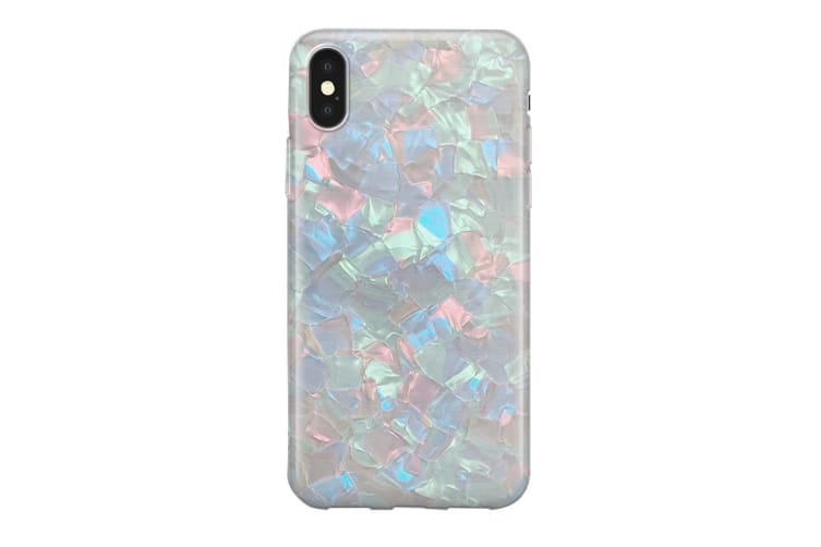 Recover for iPhone X/Xs - Green Shimmer (REC066)