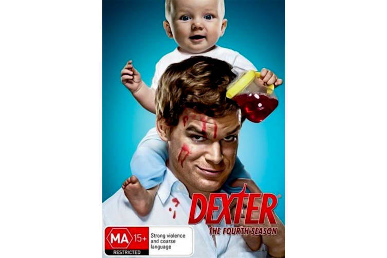 Dexter : Season 4 - Series Rare- Aus Stock DVD PREOWNED: DISC LIKE NEW