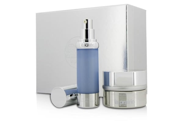 La Prairie Cellular Perfection Companions Set: Anti Aging Stress Cream 50ml/1.7oz + Cellular Hydrating Serum 30ml/1oz (2pcs)