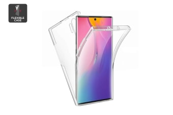 Samsung Galaxy Note10 Plus 360° Clear Case