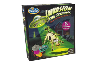ThinkFun Invasion of the Cow Snatchers Game