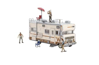 The Walking Dead Dale's RV Building Set