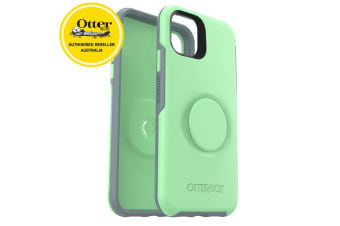 Otterbox Otter + Pop Holder Symmetry Case Cover for Apple iPhone 11 Mint to Be