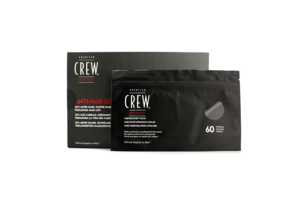 American Crew Men Trichology Anti-Hair Loss Patch (60patches)