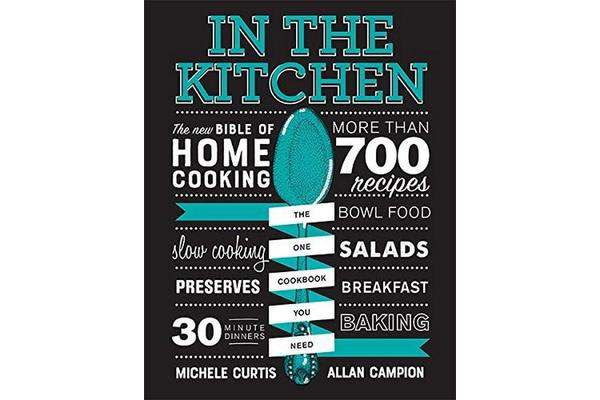 In the Kitchen - The New Bible of Home Cooking