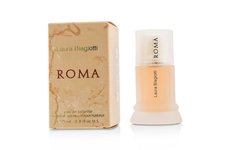 Laura Biagiotti Roma Eau De Toilette Spray 25ml