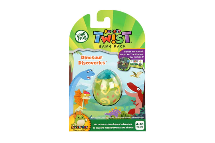 RockIt Twist Game Expansion Pack - Dinosaur Discoveries