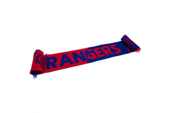 Rangers FC Scarf (Blue/Red)