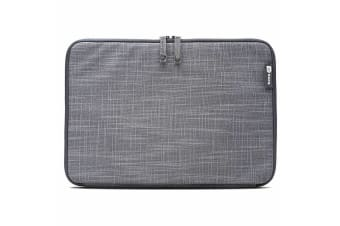 "Booq Mamba Sleeve Cover Bag 13T Laptop/Notebook Case for Apple MacBook 13"" Grey"