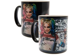 Suicide Squad Heat Changing Mug Harley Quinn (Multicolour)