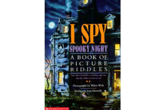 I Spy Spooky Night - A Book of Picture Riddles