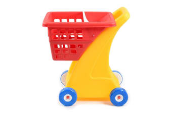 Little Tikes Shopping Cart Pretend Play/Educational Toys Kids/Toddler 18m+ Red